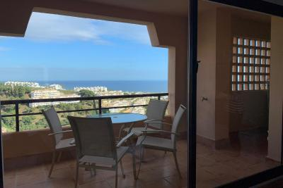 wonderful apartment with amazing sea views with 2 bedroo...