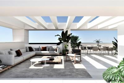 Penthouse for sale in Casares