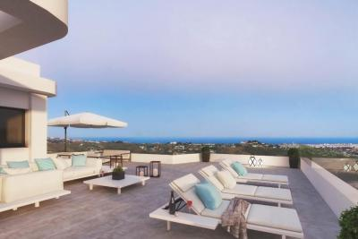 Penthouse for sale in Málaga