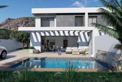 New luxury development of 30 villas with private pools, ...